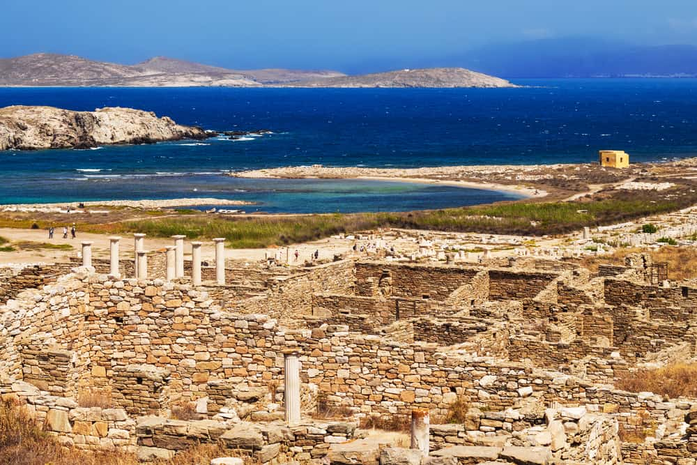 How to Visit Delos on a Day Trip from Mykonos