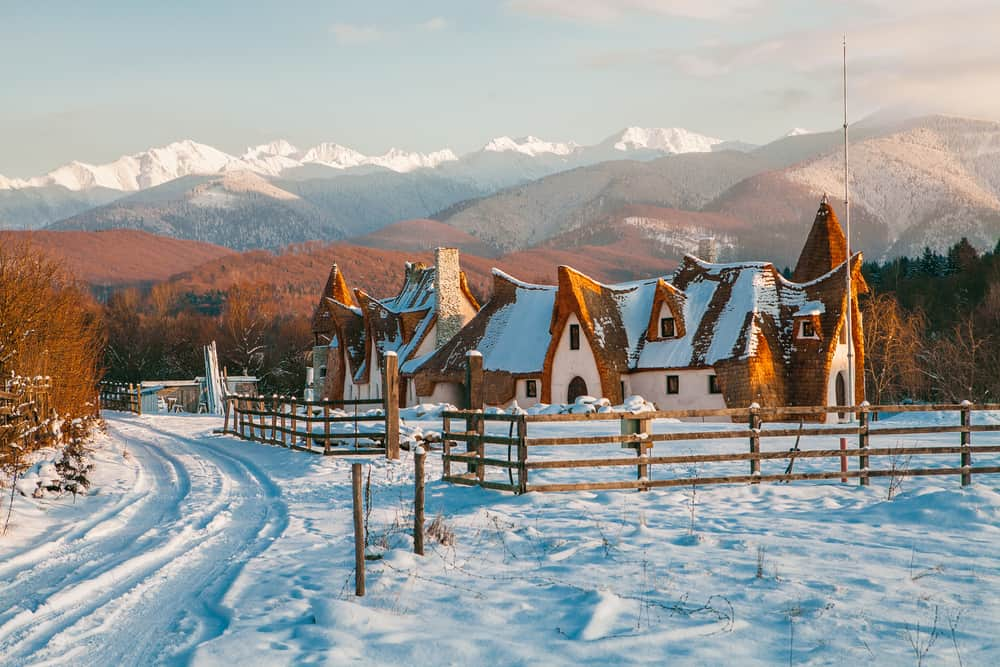 13 Exciting & Cozy Things to do in Transylvania in Winter
