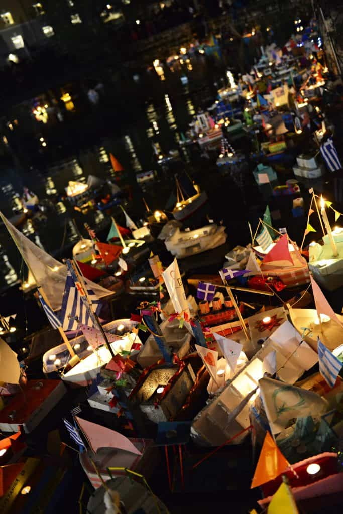 Greece - Drama - Drama Christmas Market
