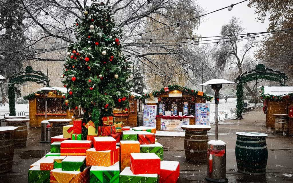 How to Visit the Sofia Christmas Market