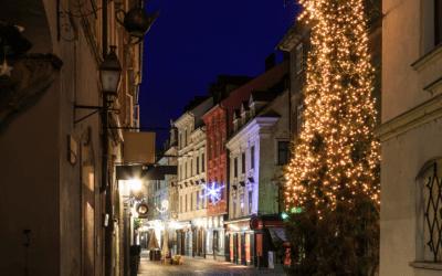 How to Visit the Ljubljana Christmas Market for a Festive Slovenian Christmas