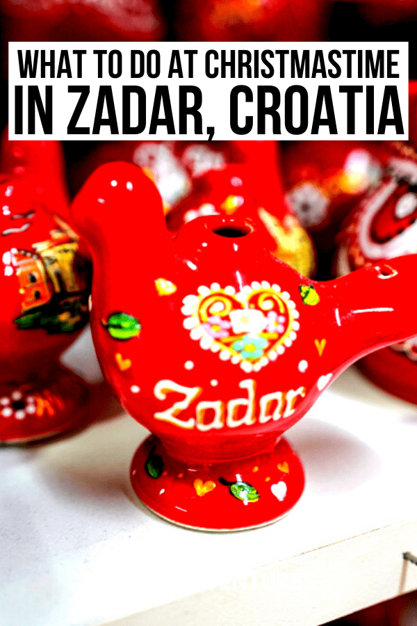 Zadar Christmas Market