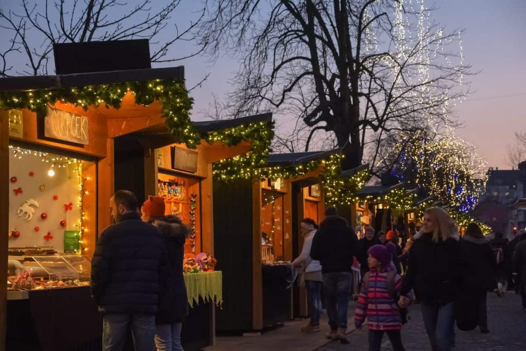 Slovenia - Ljubljana - Christmas market : Dunja Wedam