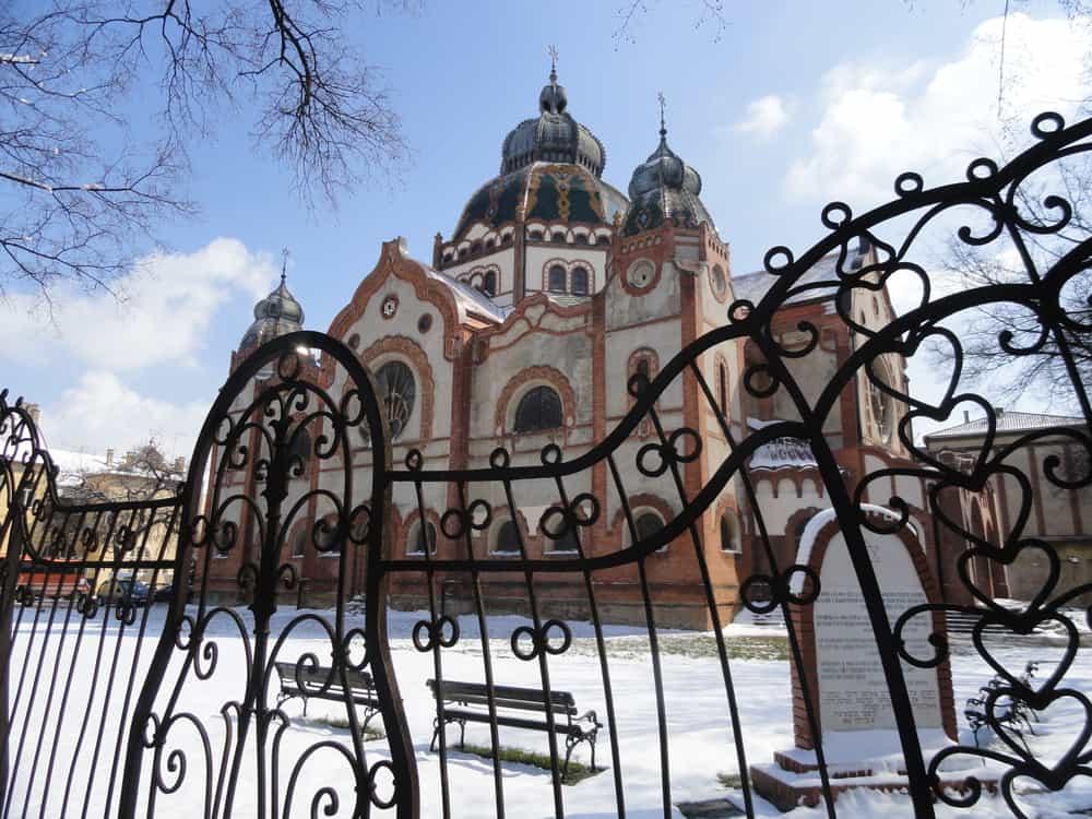 Serbia - Subotica - Winter time in beautifull city Subotica, Serbia