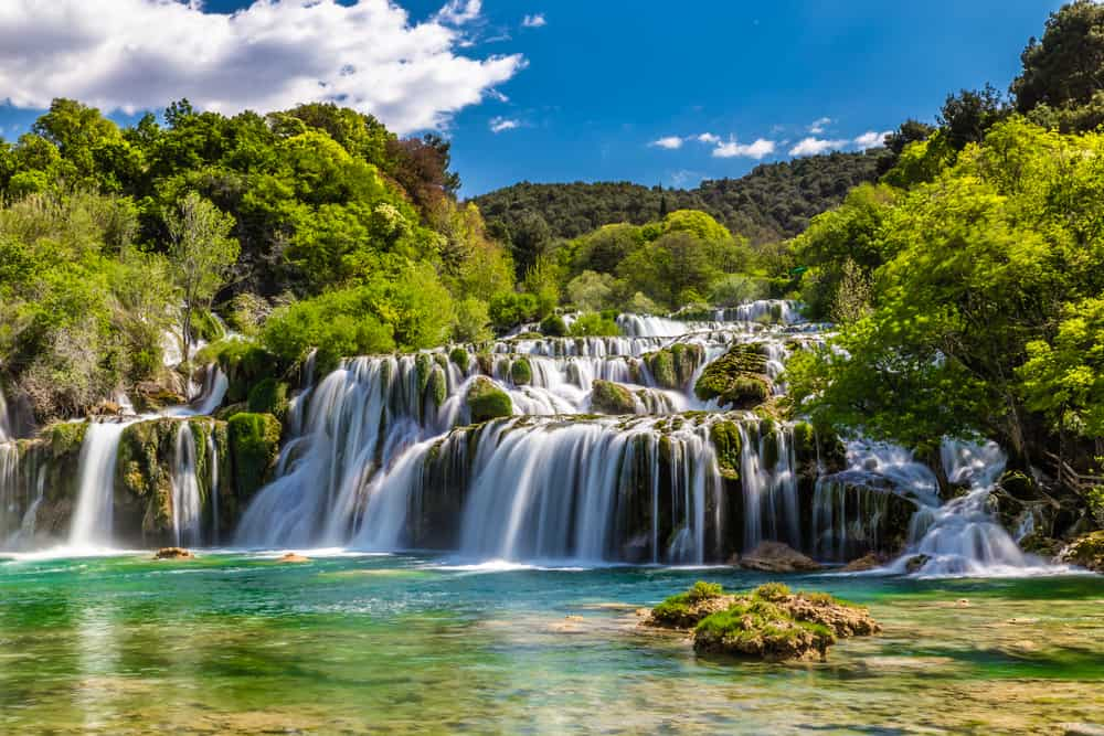 How to Visit Krka National Park from Split on a Day Trip