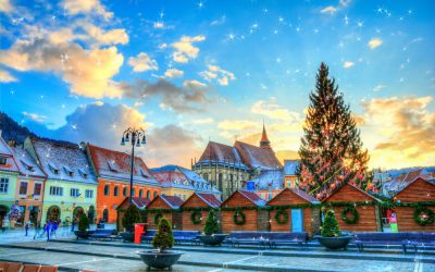 How to Visit the Brasov Christmas Market for a Perfect Christmas in Transylvania