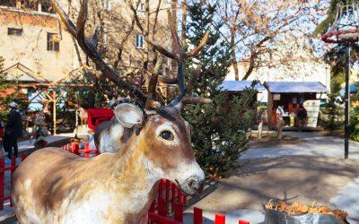 How to Visit Oniroupoli, the Drama Christmas Market in Drama, Greece
