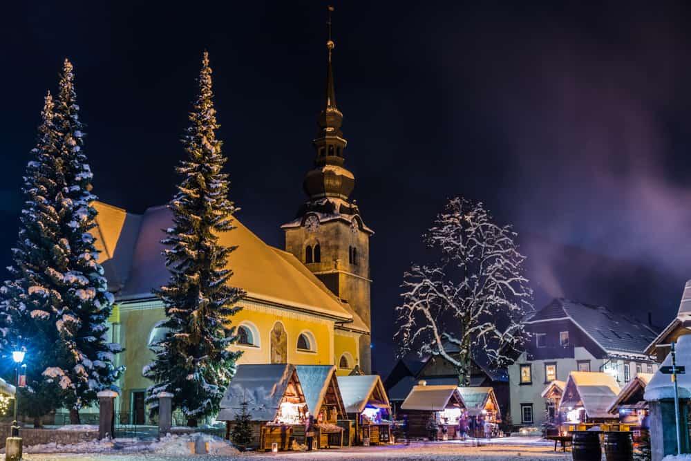 How to Visit the Kranjska Gora Christmas Market for a Magical Alpine Christmas