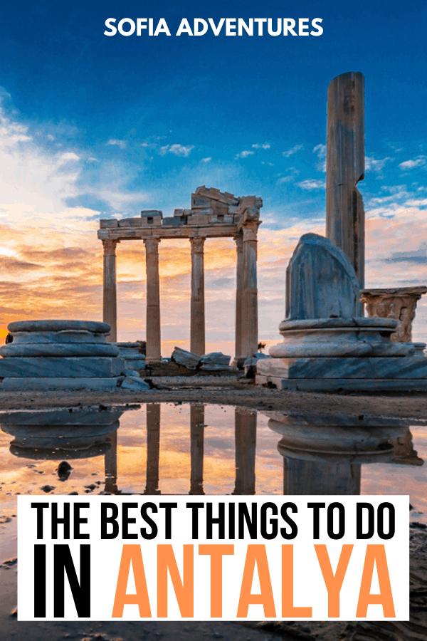 Things to Do in Antalya, Turkey