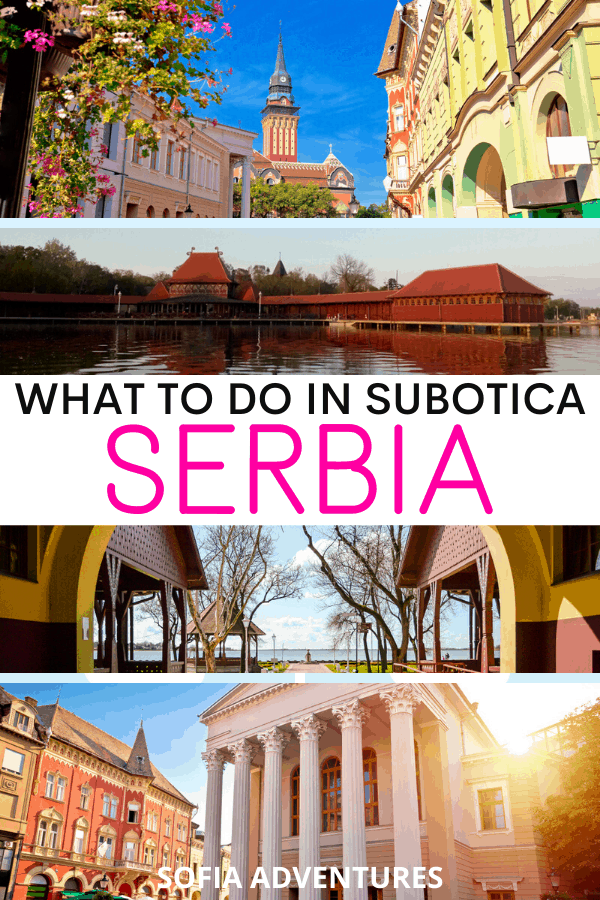 Things to Do in Subotica, Serbia