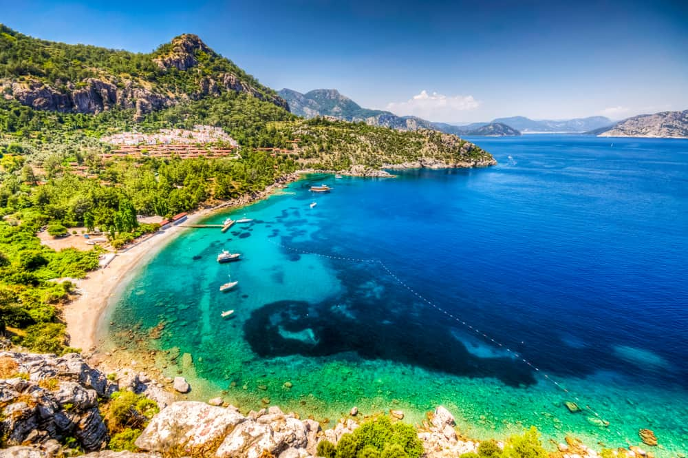 The Most Gorgeous Things to Do in Marmaris, the Blue Coastal Town of Turkey