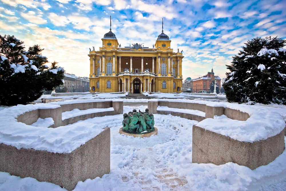 28 Wonderful Things To Do In Zagreb In Winter Sofia Adventures