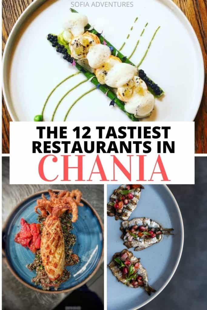 Not sure where to eat in Chania? This guide to the best restaurants in Chania, written by a Crete local, will show you the tastiest Chania food! Here are our favorite Chania restaurants, including tips for best Cretan dishes you must try, as well as some places with fabulous Chania views.