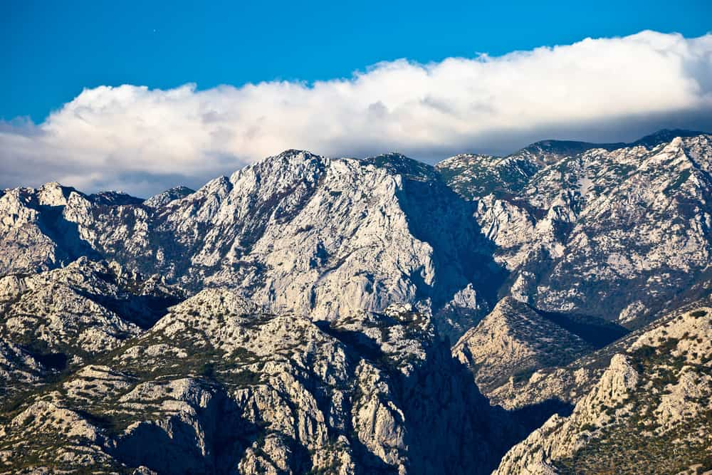 The 8 Best Hikes in Croatia:  Hiking Trails You Should Not Miss
