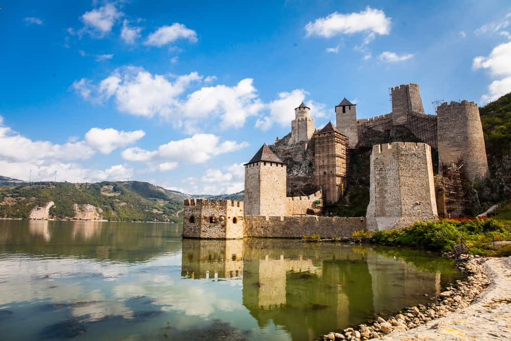 Visiting Golubac Fortress from Belgrade: Serbia's Unconquerable Fortress