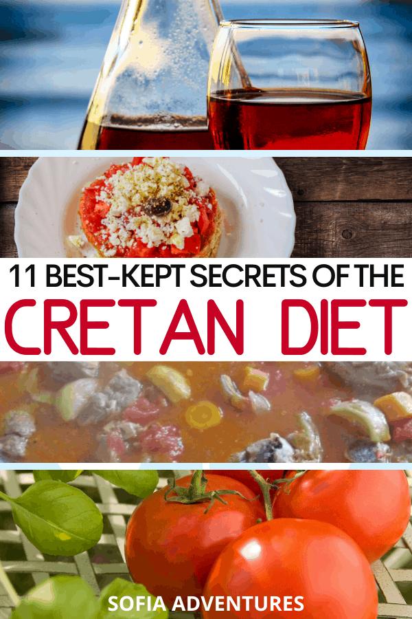 What to Eat in Crete - Cretan Diet
