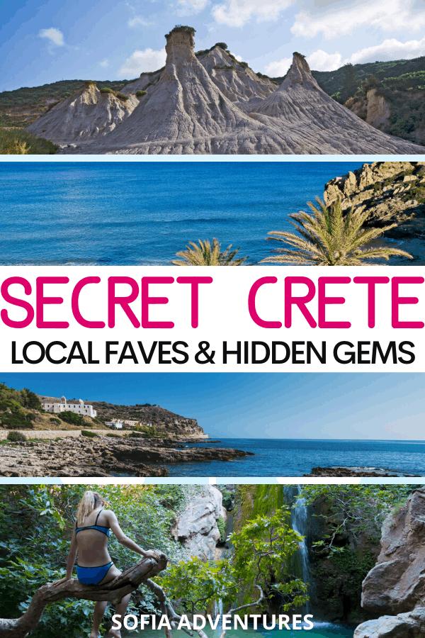 Secret Crete Hidden Gems