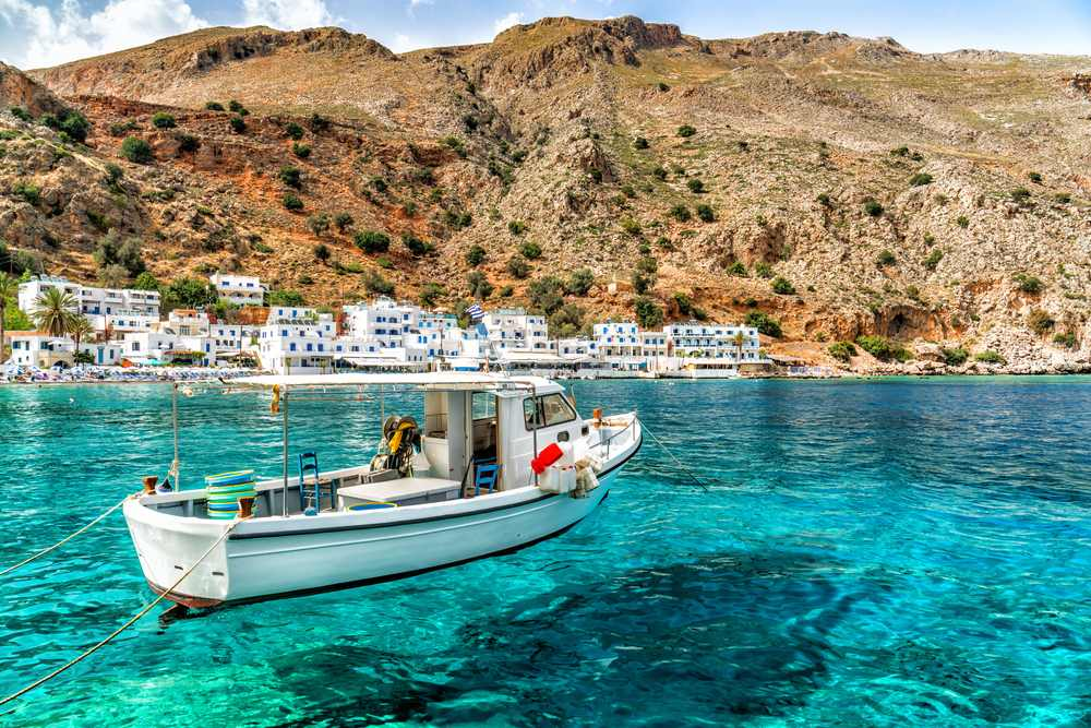 What is the Greek Island of Crete Best Known For