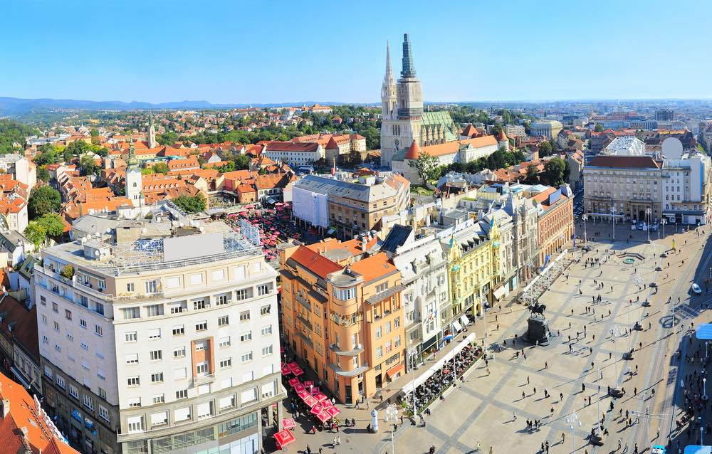 A Splendid 2 Days In Zagreb Itinerary Sofia Adventures
