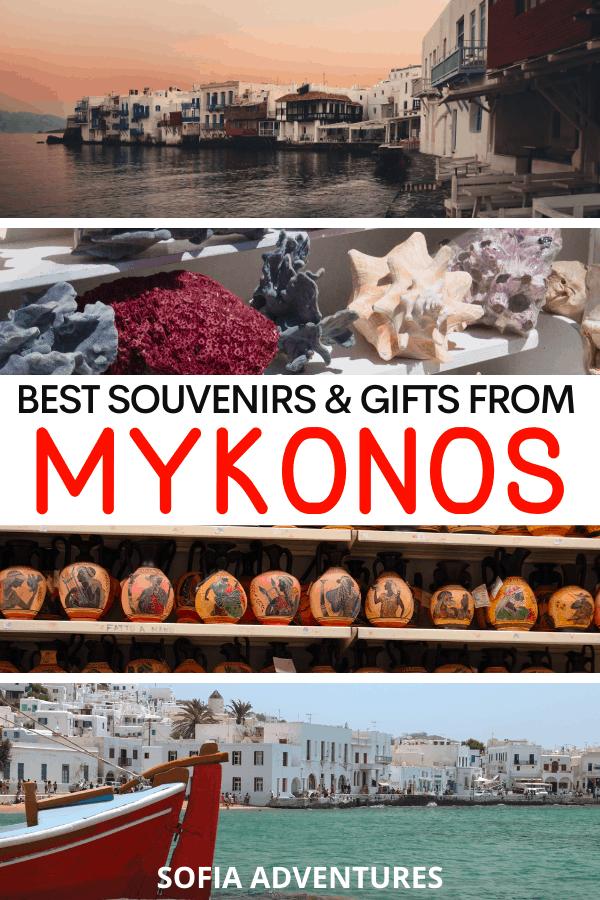Mykonos Souvenirs - What to Buy in Mykonos - Souvenirs from Mykonos - Mykonos Shopping Tips