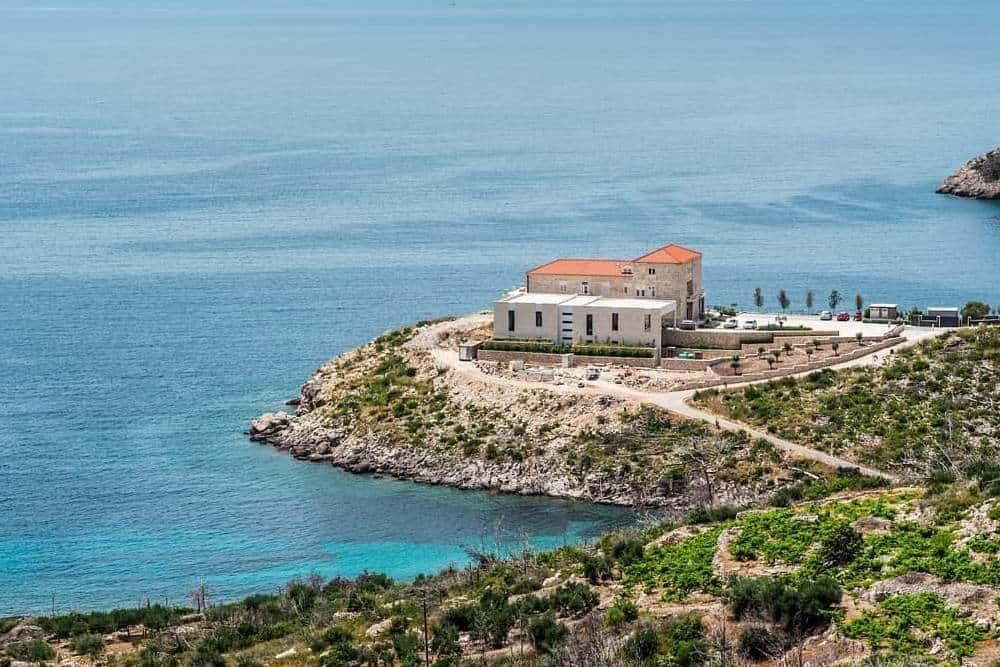 Croatia - Grgic Winery