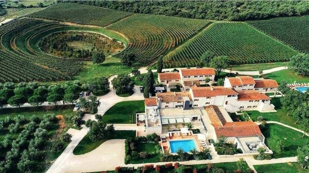 Croatia - Istria - Meneghetti Winery
