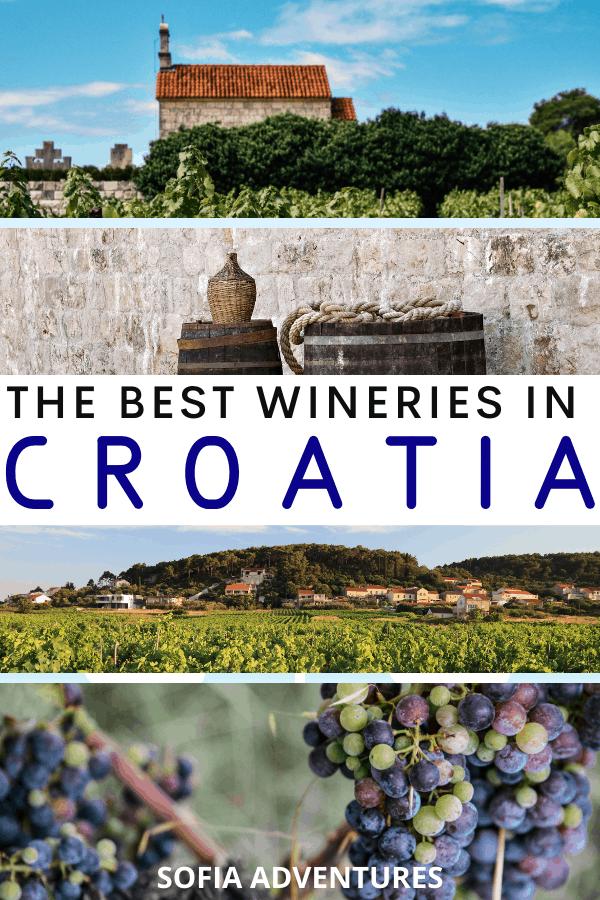 The Best Wineries in Croatia - 16 Croatian Wine Experiences