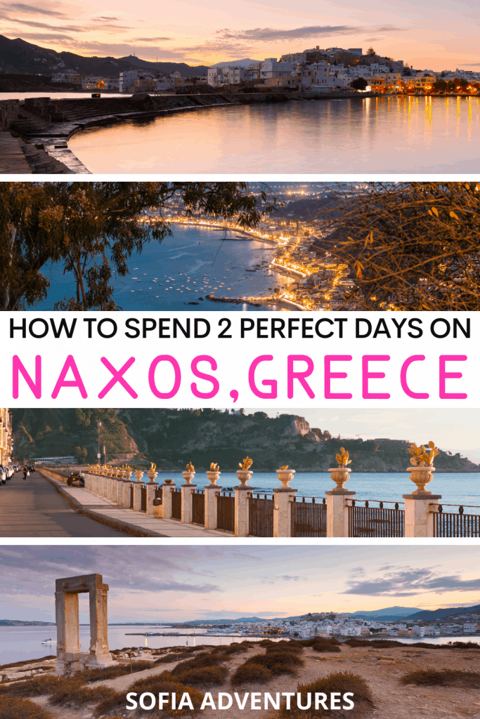 The Best things to Do in Naxos in 2 Days - The Perfect Naxos Itinerary