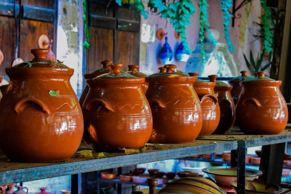 greece - crete - chania - ceramics