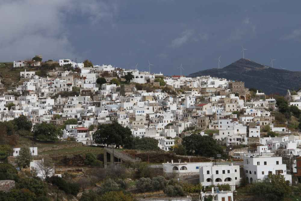 Greece - Naxos - Tour of Naxos, Greece
