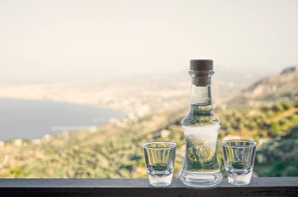 Greece - Crete - Raki