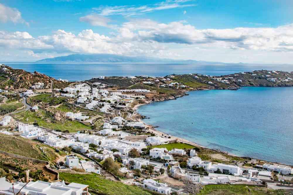 greece - mykonos - Agios Ioannis, Mykonos Greece