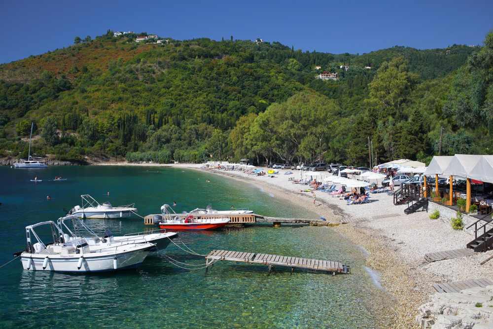 Greece - Corfu - Kerasia Beach, Corfu, Greece