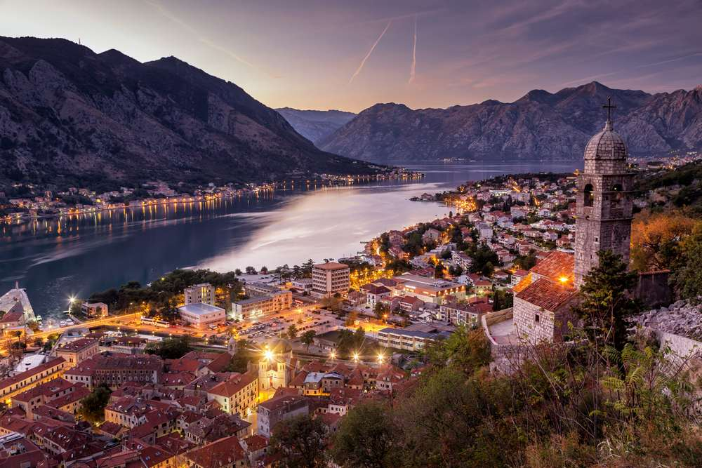 Montenegro - Kotor - Kotor great city in Montenegro