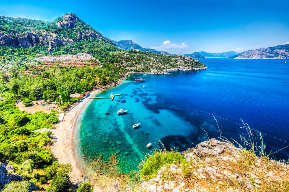 Turkey - Turunc Bay in Marmaris