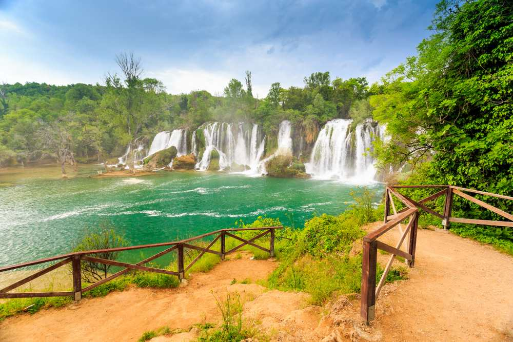 Kravica Waterfalls, Bosnia and Herzegovina