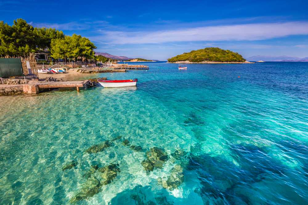 The Most Gorgeous Hotels in Ksamil for Your Albania Vacation