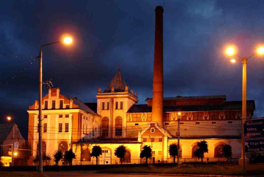 Romania - cluj dapoca - Old beer factory